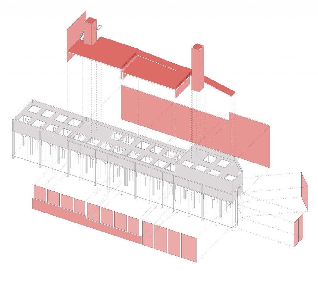Créer des espaces à partir de existants
