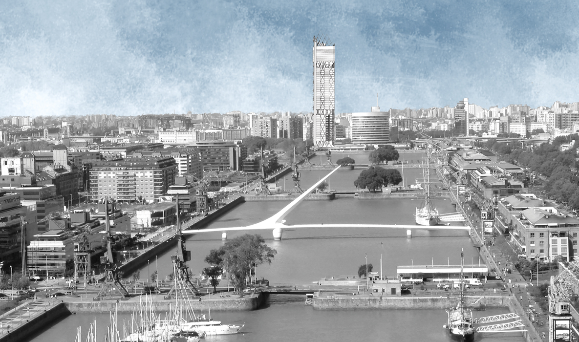 Parque y Torre de la Autopista