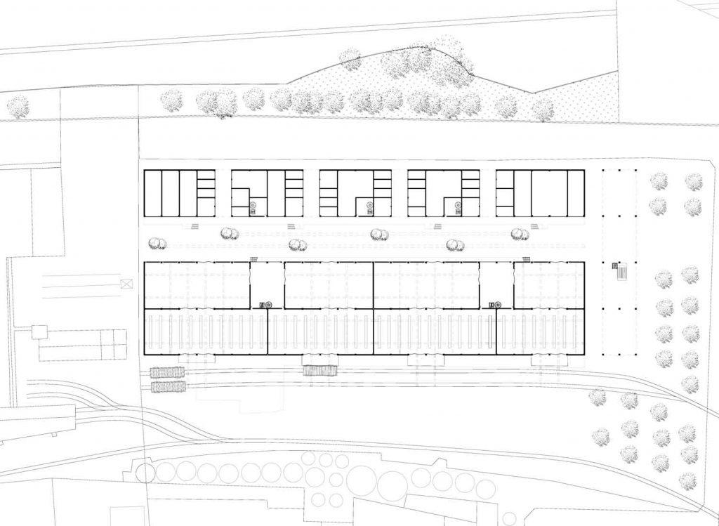Plans de Rez-de-chaussée et R+1