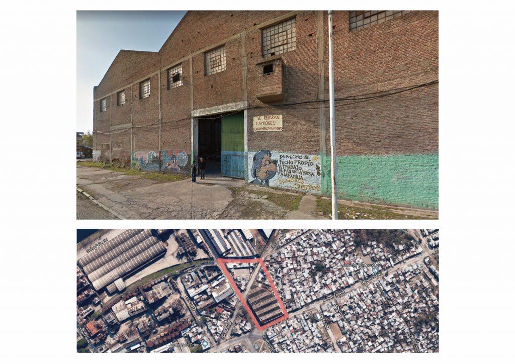 Capture (d'écran) de la réalité: le site, l'espace de pertinence et le bâtiment